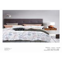 Buy cheap Natural Scene Cotton Queen Size Bed Sets Moisture Absorption And Retention from wholesalers