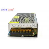 China Switch CCTV Power Supply DC 24V  5A  Output Metal Material Compact Size wholesale