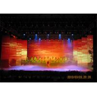 China Static scanning P37.5mm  Full Color  Curtain LED Display 900 dots per sqm wholesale