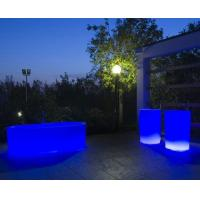 China 2016 new design ground outdoor glow pool wholesale