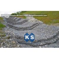 China Water And Soil Erosion Preventing Gabion Boxes With Hexagonal Wire Mesh wholesale