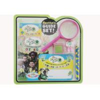 China Customized novelty Stationery Sets include one magnifier with stamp set on sale