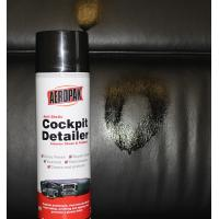 China Aeropak Interior Car Care Products , Car Dashboard CleanerProtectant wholesale