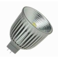 China 6W COB MR16 Dimmable LED Spot Lights 460 Lumen For Office Lighting wholesale