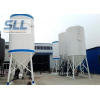 China High Efficiency Cement Storage Silo Dry Powder Mortar Storage Tank 3 - 10t Weight wholesale