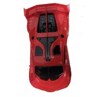 China 2020 Hot Sale Electric Toy Car Toy Model Gift High Quality Electric Music Vehical Red Blue Toys Car for Children Kid wholesale