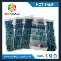 Quality Customized Logo Foil Pouch Packaging for sale