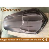 Quality Car Top Carrier Cargo Box Roof hard Shell , 445L side-opening Roof Boxes for sale