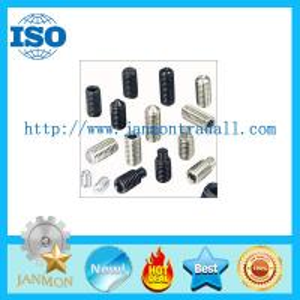 China Stainless Steel Set Screw,Zinc set screw,Steel set screw,Hex socket set screw,ss304 set screw,black set screw,set screw on sale