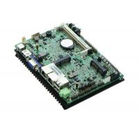China Dual Gigabit LAN EPIC 3.5 inch 6 COM Fanless Embedded Motherboard Support Wake-on-LAN / PXE wholesale