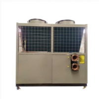 China Air Conditioning Commercial Air Source Heat Pump 35KW wholesale
