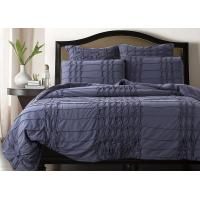 China Handmade Solid King Size Down Comforter Soft Comfortable With Logo Customized wholesale