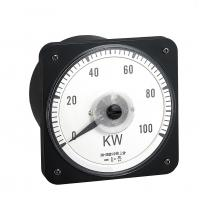 China Moving Coil Analog Electric Meter , 110*110mm Analogue Panel Ammeter Three Phase wholesale