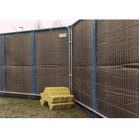 China Outdoor Residential Construction Noise Barriers 20dB 30dB 40dB noise Reduction Customized Own Size wholesale
