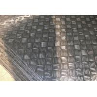 China Anti Skidding Bright Finish Aluminum Tread Plate For Building Plate / Sheet wholesale