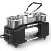 China Double Cylinder Metal Air Compressor 180w 150PSI Pump with Watch wholesale