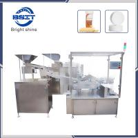 China food health Effervescent Tablet  into PP tube filling machine (BSP40A) wholesale