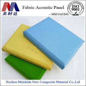 China Decorative Material Acoustic Panel Sound Block Panel wholesale