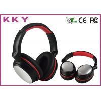 China Over Ear / Headband Style Noise Cancellation Headphones 108dB Supports 2 Driven wholesale