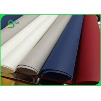 China DIY Durable Washable Fiber - Based Texture Kraft Paper For Child Bags wholesale