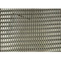 China Customized Size SS Wire Mesh  / Chain Conveyor Belt Per Roll Non - Toxic wholesale