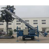 China Multifunctional Full Hydraulic Anchor Drilling Rig For Deep Water Well Project wholesale