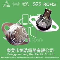 China Disc Type Snap Switch Thermostat , Temperature Control KSD Thermal Switch wholesale