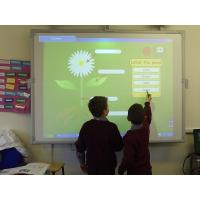 China classroom smart interactive teaching board digital board for school wholesale