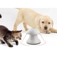 China 4 Time Setting Interactive Cat Exercise Toys , Double Automatic Laser Cat Toy wholesale
