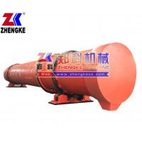 China Mill scale rotary drum dryer with excellent fabrication wholesale