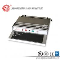China Industrial Pallet Stretch Wrap Machine With Vacuum Pack Sealer 450mm Cutting Size wholesale