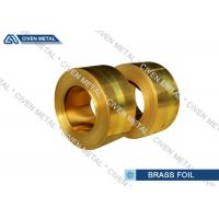 CuZn30 - H70 - C26000 Wide Brass Foil sheet  With Different Temper