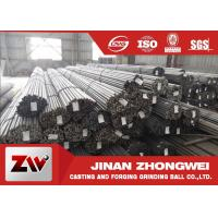 Buy cheap Carbon Steel Grinding Rods for Rod Mill In Mining and Cement Plant from wholesalers