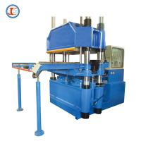 Buy cheap 200 Ton Industrial Platen Hot Pressing Machine For Silicone Rubber Parts from wholesalers
