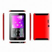 China 2G/3G Call Function Tablet PC with 7-inch capacitive Touchscreen, A13 CPU, Android 4.0.4 OS wholesale