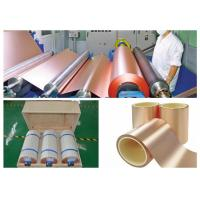 China Gray Treated Single Side PCB Copper Foil 500 - 5000 Meter Length Per Roll wholesale