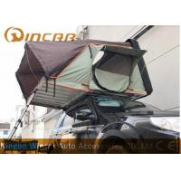 China 2018 New Automatic hard shell roof top tent for 4x4 camping wholesale