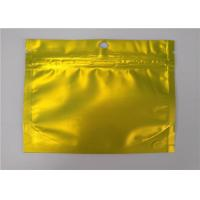 Quality Glossy Effect Three Sides Selaed Bag/Make Up Bag/Cosmetic Sample Cosmetic laser for sale
