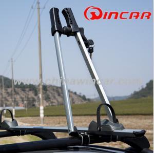 Quality Adjustable Aluminum Roof Bike Carrier for sale