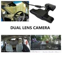 China Dual Lens Megapixel Front /  Rear View Vehicle Mounted Cameras Night Vision wholesale