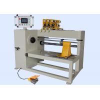China High Efficient Three Same Small Coil Winding Machine With Copper Or Aluminium Wire on sale