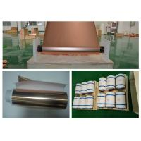 China RoHS Certificated FPC Copper Foil Sheet, 6um Electrodeposited Copper Sheet Metal wholesale
