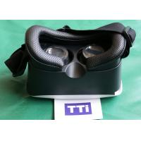 China Virtual Reality Headset Injection Molding Parts / Plastic Injection Molding Process on sale