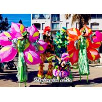 Beautiful Decorative Inflatable Costumes for Stage Dancer and Party Decoration