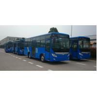 7.6 meters 27 Seater Urban Bus Safety Single Door 3000 / 3150 Height Energy Saving