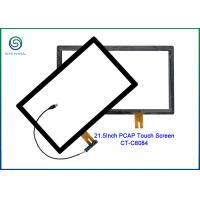China PCAP Capacitive Touch Display Screen USB Controller Board CT - C8084-21.5 on sale