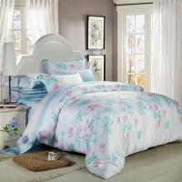 China King Size Tencel Home Bedding Comforter Sets Duvet Covers And Matching Curtains wholesale