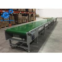 China Carbon Steel Automated Conveyor Systems , PVC Belt Roller Conveyor Systems wholesale