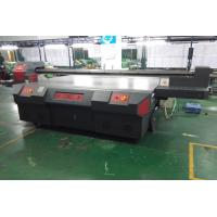 China Piezoelectric UV Flatbed Inkjet Printer Conform to ICC for Corrugated Plastic Sheet wholesale