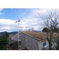 China Green Energy Magnetic Wind Generator , 1500W Electric Generating Windmills Home Use on sale